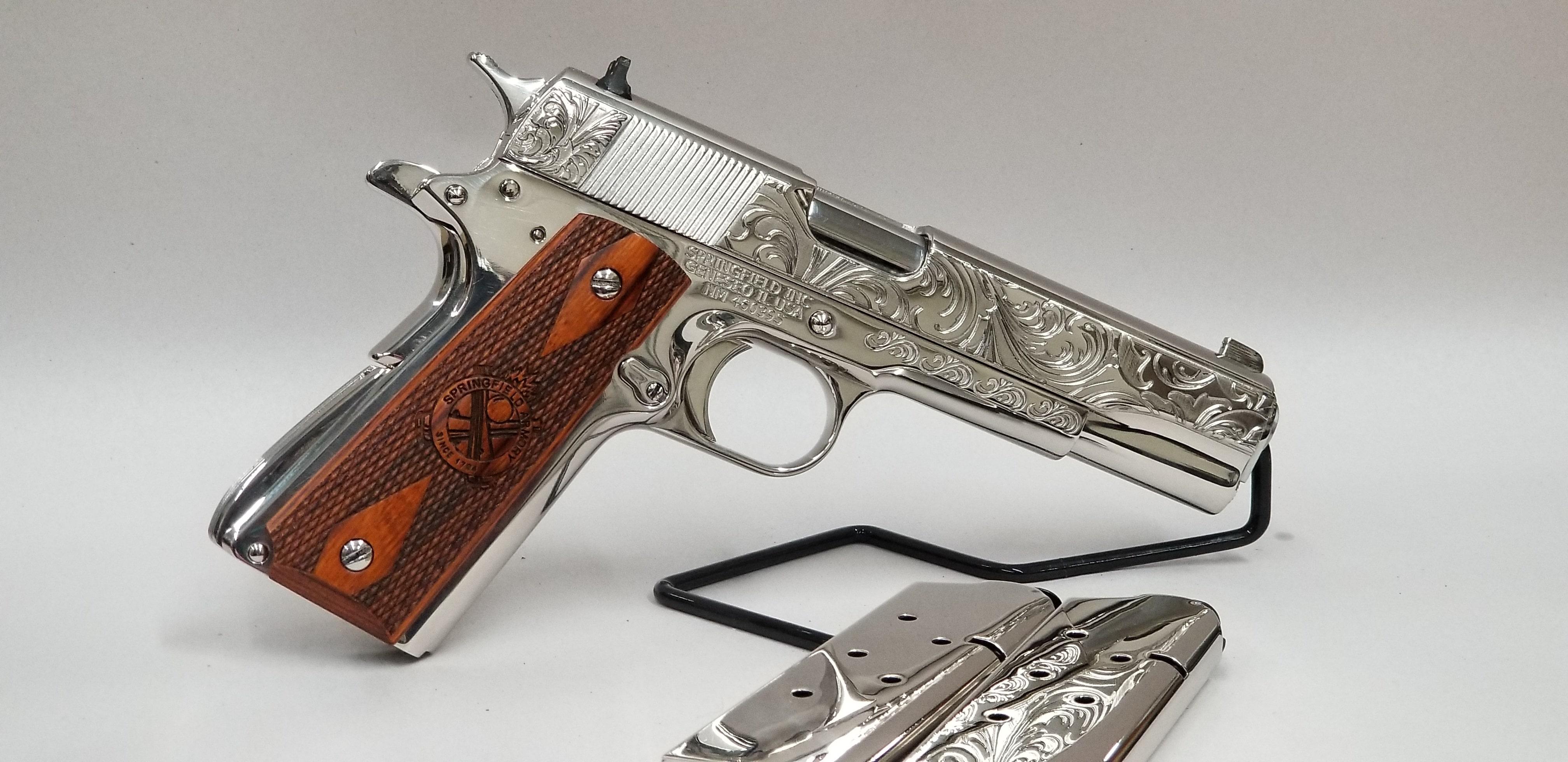 Basic Gunsmithing   APW Cogan Custom