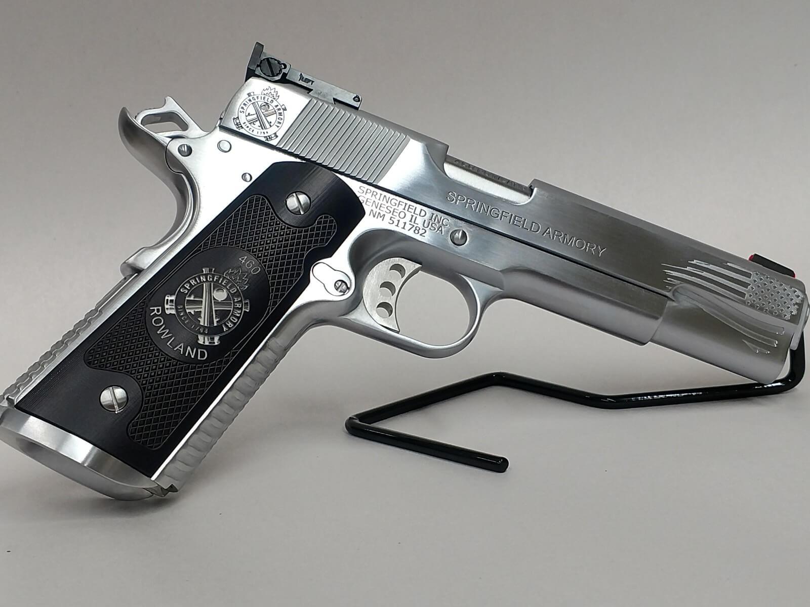 Basic Gunsmithing | APW Cogan Custom